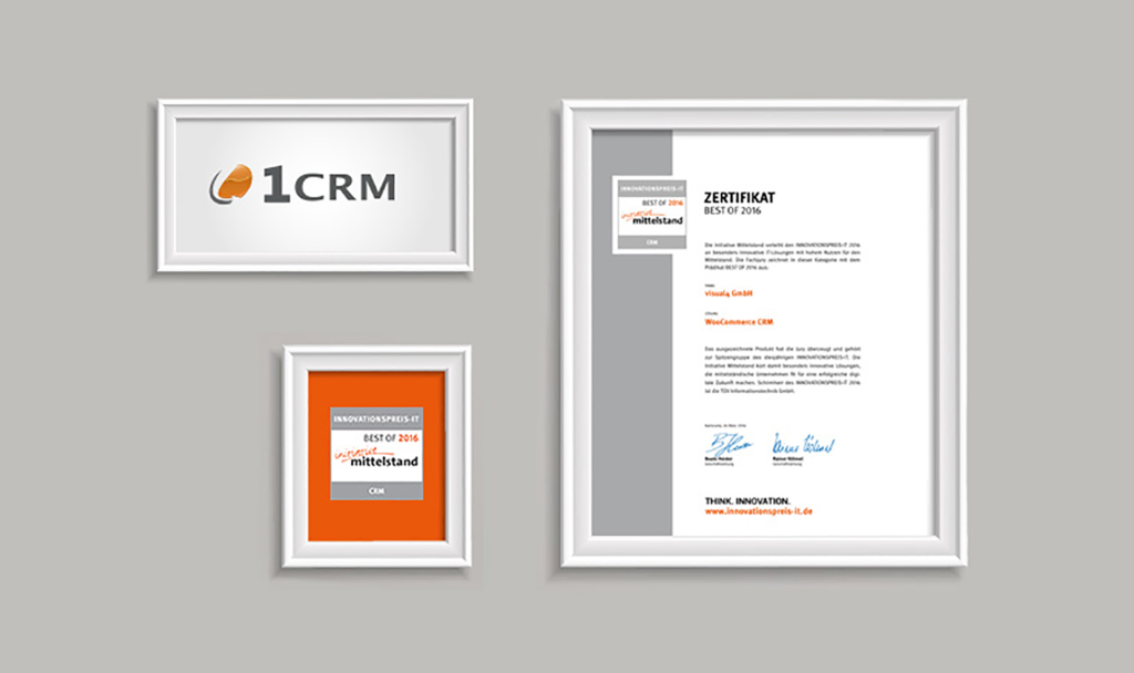 Best of CRM 2016