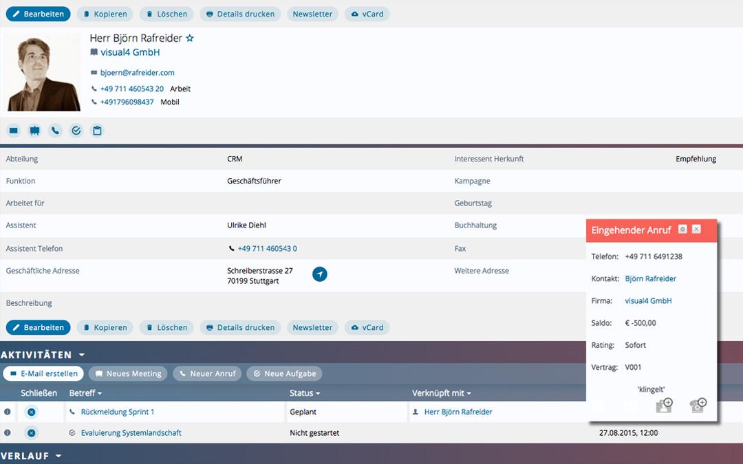 Erfolgreiche CRM Telefonie mit Starface Integration