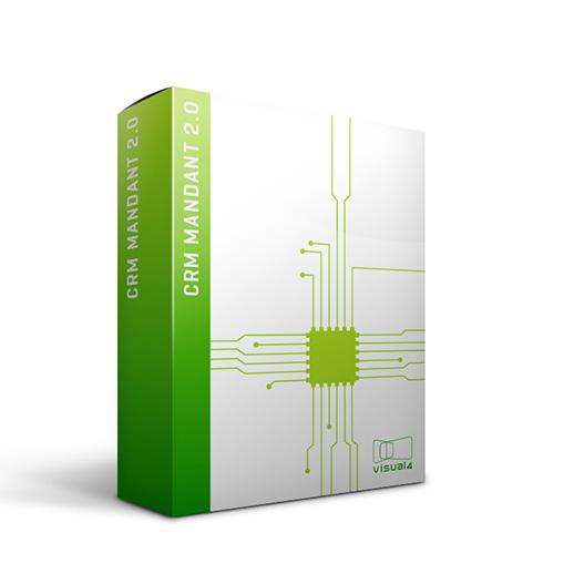Mandantenfähigke CRM-Software