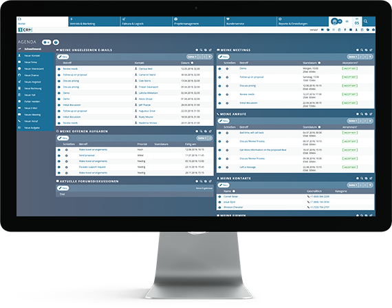 CRM-Software 1CRM