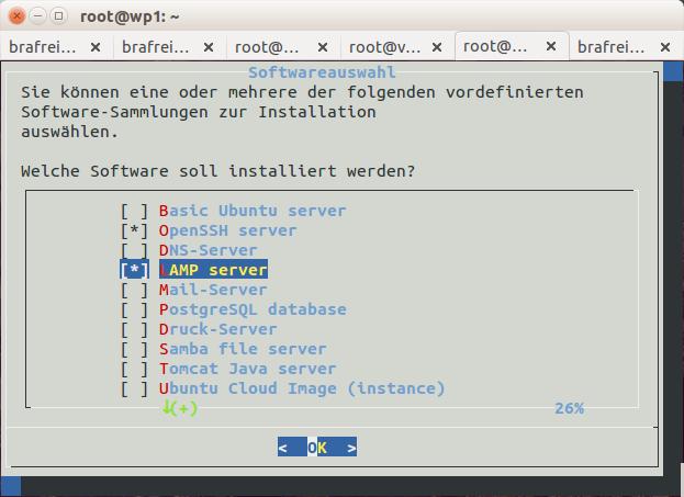 Der perfekte CRM-Server - LAMP-Server unter Ubuntu installieren