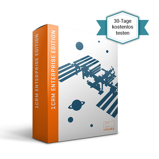 30 Tage Demo 1CRM Enterprise Edition on Premises