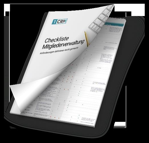 Checkliste Mitgliederverwaltung
