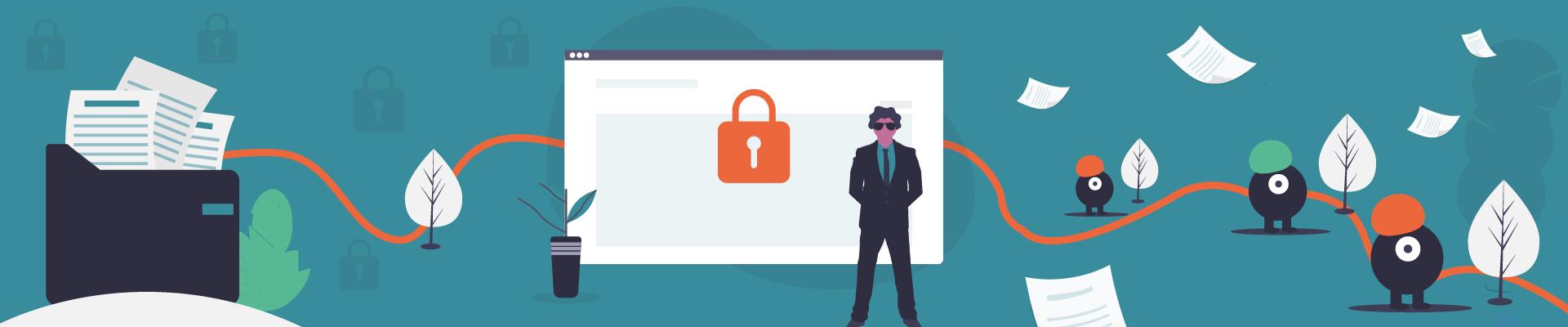 Datenschutz auf 1CRM