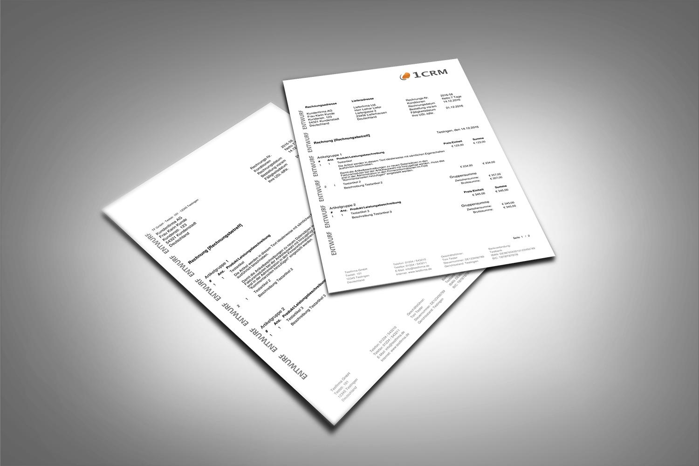 PDF-Vorlagen im CRM-System mit der PDF-Plus-Erweiterung