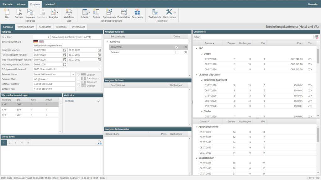 Event-Software e-vent