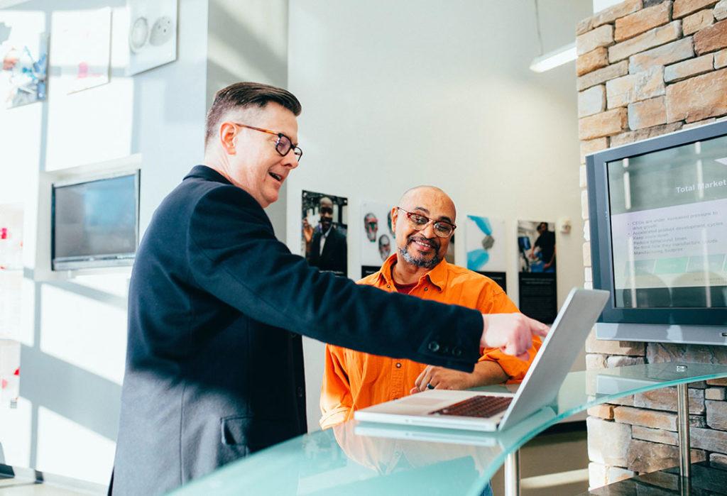 Kundenservice höhere Kundenzufriedenheit