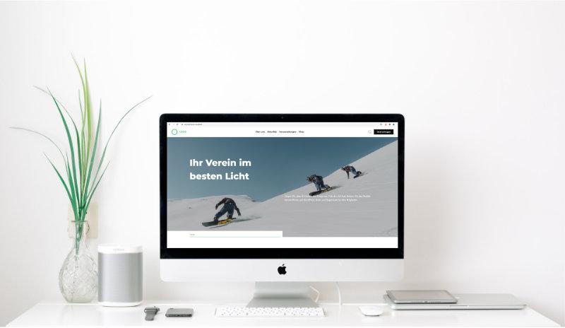 Online-Vereinsportal